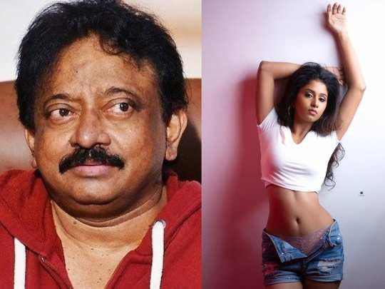 RGV introduces another hottie Dakshi to tinsel town